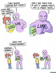 """14 Times Owlturd Comix Totally Nailed The Struggles Of Life - Funny memes that """"GET IT"""" and want you to too. Get the latest funniest memes and keep up what is going on in the meme-o-sphere. Stupid Funny Memes, Funny Relatable Memes, Funny Shit, Funny Fails, Funny Stuff, Funny Sarcasm, Random Stuff, Really Funny, Funny Cute"""