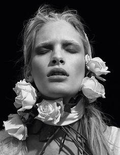 Ilse de Boer | Bruno Dayan | 125 Magazine ReligiousIssue - 3 Sensual Fashion Editorials | Art Exhibits - Anne of Carversville Women's News