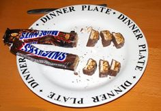 Snickers chocolate bars