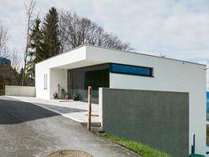 EFH Gunz - Einfamilienhaus Hohenems - QUERFORMAT . Architektur und Bauleitung ZT GmbH
