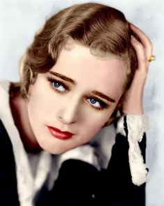 Nicknamed the Goddess of the Silver Screen, Dolores Costello led a charmed life for many years as Hollywood's silent film sweetheart until the heavy studio makeup destroyed her skin. Description from twoop.com. I searched for this on bing.com/images