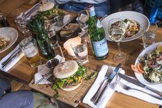Cheeseburger N°19 at Presse Bar Cuisine, Bremen #food #cooking #burger #hamburger #cheeseburger