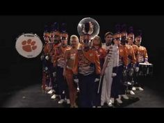 2015 Clemson University Tiger Band Entrance Video - YouTube