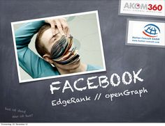 facebook-edgerank-ein-mythos-und-der-einfluss-von-maschinen-allfacebook-marketing-conference-berlin-2012 by AllFacebook.de via Slideshare