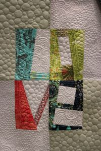 Breaking the News - Quilting Is My Therapy