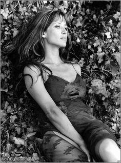 Sophie Marceau, Eine Frau je älter Sie wurde um so schöner wurde Sie.