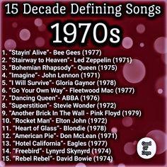 Music Hits, 70s Music, Music Mood, Music Songs, Good Music, Music Videos, 80s Songs, Imagine John Lennon, Little Bit