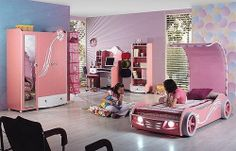 Cool Car Bed For Girls