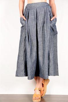 Gaucho hemp/organic cotton Pants Now Available!  Shop culotts at www.sustainlux.com