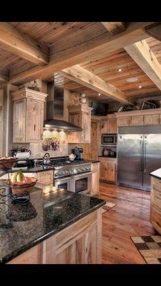 Could take butler bar out & make huge kitchen