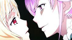 Kanato x Yui // Diabolik Lovers