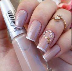 68 exquisite nails enhance girl temperament page 30 Rose Gold Nails, Matte Nails, Stiletto Nails, Coffin Nails, Acrylic Nails, Kylie Jenner Nails, Unicorn Nails, Pink Nail Designs, Holographic Nails