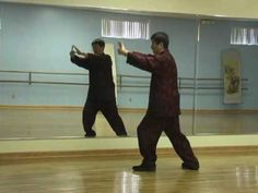 Tai Chi Chuan 24-Steps for Beginners Lesson-3 - YouTube