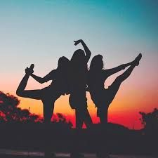 Image result for three best friends tumblr