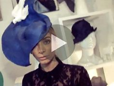 WATCH: MILLINERY TIPS - #millinery #HatAcademy