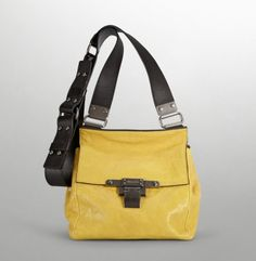 Simply Riveting Cross-Body Bag. Kenneth Cole New York.