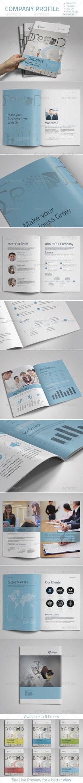 Company Profile Vol.1