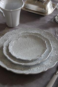 BLANC D'IVOIREパン皿ANAIS ~サラグレース~