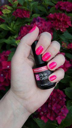 Pink Gellac 189 paradise pink