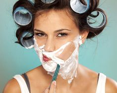 The Surprising Reason Why Some Women Are Shaving Their Faces