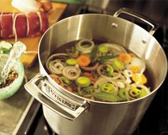 Broth, Stock, and Soups from The Healthy Home Economist.