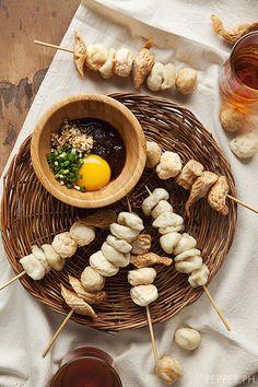 Deep Fried Fish Ball with Shabu-Shabu Dip: Tusok-Tusok Thursday | Pepper.ph