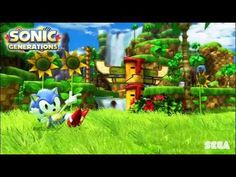 """Sonic Generations """"Chemical Plant Zone Classic"""" Music If you want to hear any sonic song give a request in the comments. Sonic Songs, Sonic Videos, Sonic Generations, Chemical Plant, Plant Zones, Classic Sonic, Green Zone, Video Game Music, Adventure Games"""