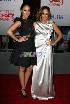 Tia & Tamera share tips for first-time parents on PerezHilton.com. Click to read! #StyleNetwork #TandT