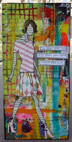 Urban Sweetheart by nikimaki, via Flickr