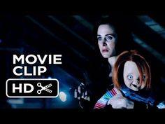 Curse of Chucky Movie CLIP - Barb In The Attic (2013) - Chucky Movie HD