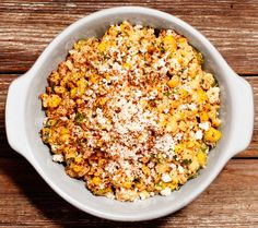 Roasted Mexican Street Corn Salad Recipe Mexican Street Corn