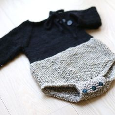 Bliss babyromper (norwegian version)