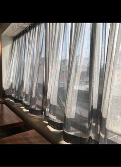 동성로 카페 아벤티노  커튼 너무 예뻐 Interior, Home Decor, Blinds, Decoration Home, Room Decor, Design Interiors, Interiors, Interior Decorating