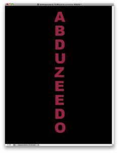 Easy Casino Style Sign in Photoshop | Abduzeedo Design Inspiration