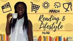 My reading vlog and lifestyle vlog for March You get to see my natural hair, my post-missed-flight humiliation, a family trip to a train museum, plenty. Mocha Girls, Train Museum, Do It Right, Ya Books, Keep It Cleaner, Book Lovers, Youtubers, Madness, Promotion