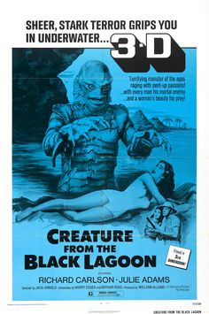 Creature from the Black Lagoon (1954, USA)