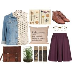 A fashion look from July 2013 featuring H&M blouses and Topshop jackets. Browse and shop related looks. Casual Outfits, Fashion Outfits, Womens Fashion, Pretty Outfits, Cute Outfits, Vintage Outfits, Vintage Fashion, Look Vintage, Passion For Fashion