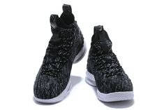 a23ee3b66ce4 Cheapest And Latest New Arrival March Nike Cheap LeBron 15 Ashes Black White -White