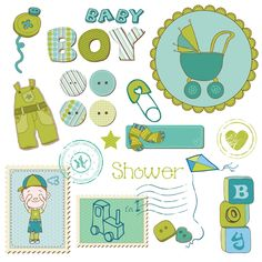 Des motifs à imprimer pour vos faire-part de naissance - Papiers & scrapbooking - Pure Loisirs