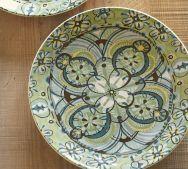 Pretty plates.