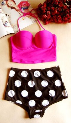 This bathing suit is so adorable!!