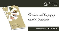 Shine Prints is the Best MultiColor Offset Printing Services Chennai. Get printing services for your business like Leaflets, Flyers, Booklets, etc. Leaflet Printing, Quality Printing, Chennai, Printers, Printing Services, Booklet, Place Card Holders, Cards Against Humanity, Thoughts