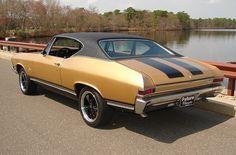 1968 Chevelle Malibu #ClassicCars #CTins #Chevelle