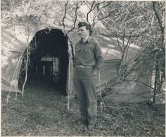 Dr Paul Vatterott. World War II