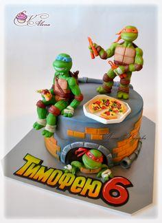 детские торты черепашки ниндзя фото: 22 тыс изображений найдено в Яндекс.Картинках Ninja Turtle Birthday Cake, Ninja Cake, Tmnt Cake, Ninja Party, Ninja Turtle Party, Cupcake Wars, Superhero Cake, Fondant Tutorial, Pastry Cake