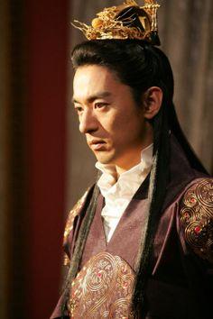 Joo Jin Mo. Empress Ki. His role was so sad in the show!