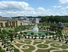 Inspirational Garden of Versailles u France Designed for France us King Louis XIV by landscape architect Andre Le Notre no costs were spared Sprawling into the French