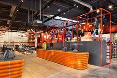 ENGELBERT STRAUSS workwear store by Plajer & Franz, Bergkirchen – Germany » Retail Design Blog