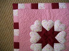 FELIZARTES: almofadas e colchas em patchwork
