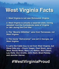 The State of My State: A Native Sons Search for West Virginia